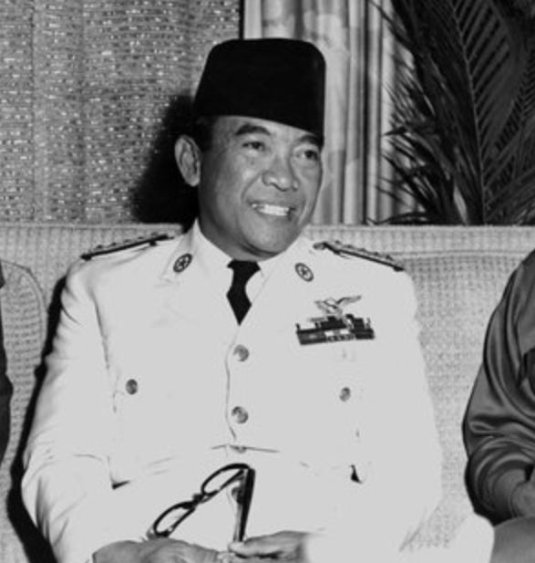 presidente sukarno