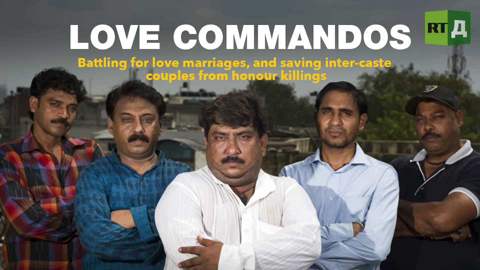 Love Commando, i paladini indiani dell'amore