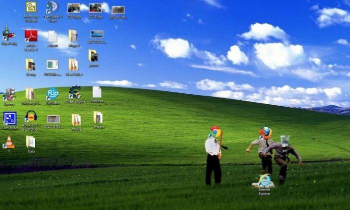12 Dei Più Geniali E Divertenti Sfondi Desktop Di Sempre