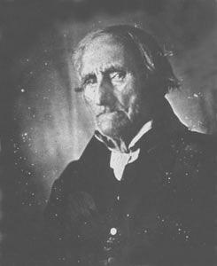 Conrad Heyer più antico uomo fotografato