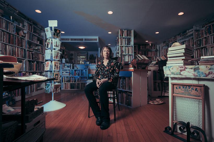 piccole librerie indipendenti di new York