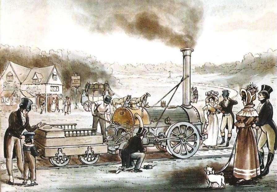 prime locomotive