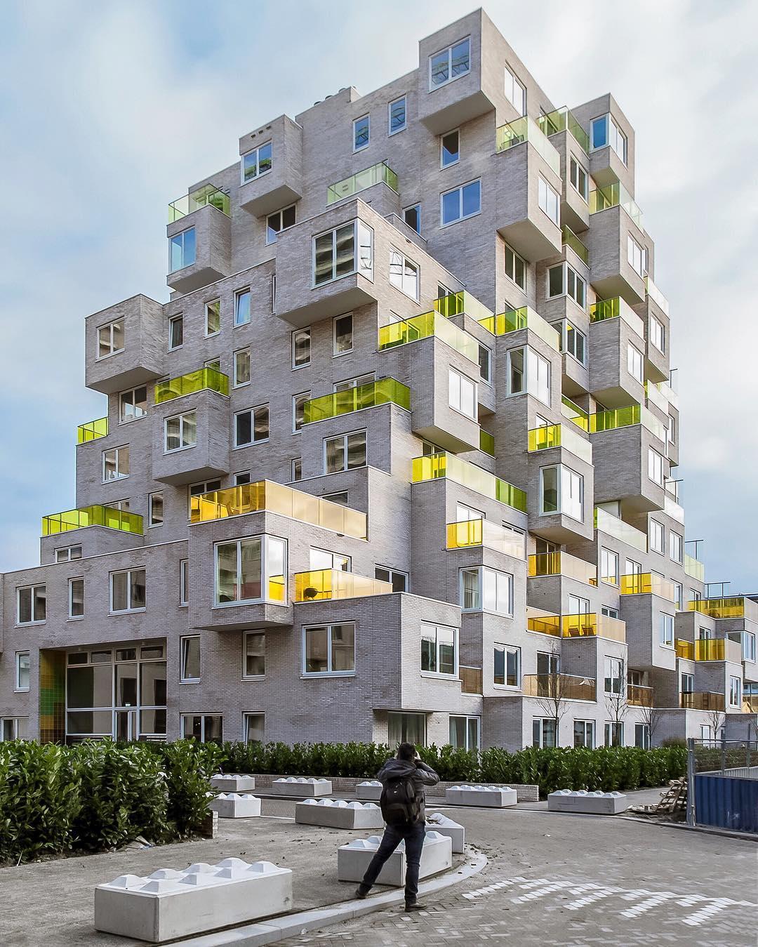 Appartamenti 3D ad Amsterdam
