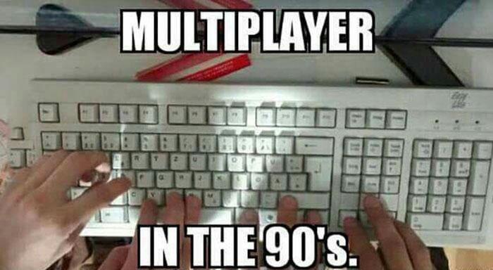 multiplayer negli anni '90