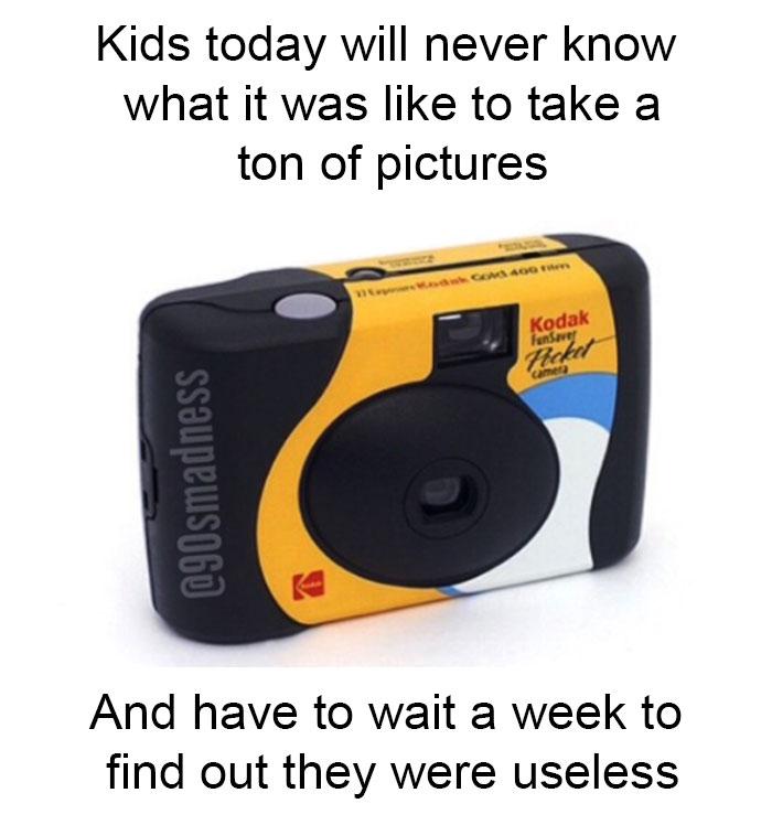 Kodak anni '90