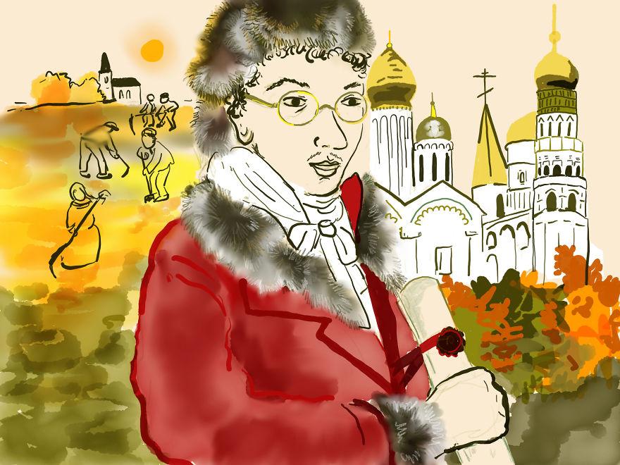 Esperimento concettuale del nobile russo