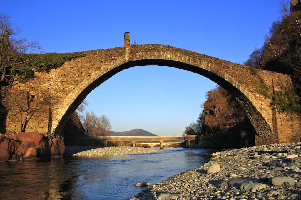 Ponte del Ronch a Lanzo Torinese