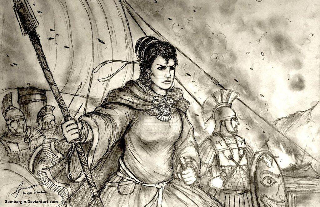 Artemisia I di Alicarnasso