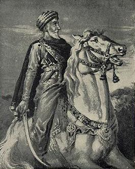 Una raffigurazione di Ḥasan-i Ṣabbāḥ