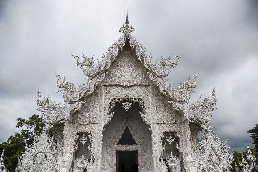 Tempio Bianco di Thailandia