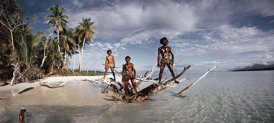 Isola Ni Vanuatu Men Rah, isole Vanuatu