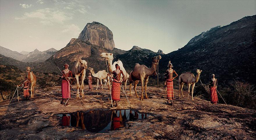 Montagne Ndoto, Kenya