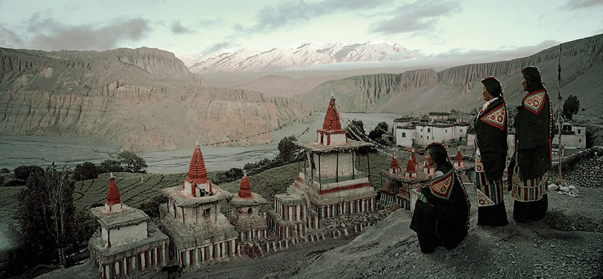 Villaggio Angge, Nepal