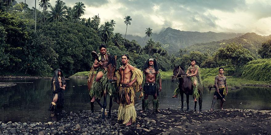 Fiume Vaioa, Atuona, Hiva Oa, Isole Marquesas, Polinesia Francese
