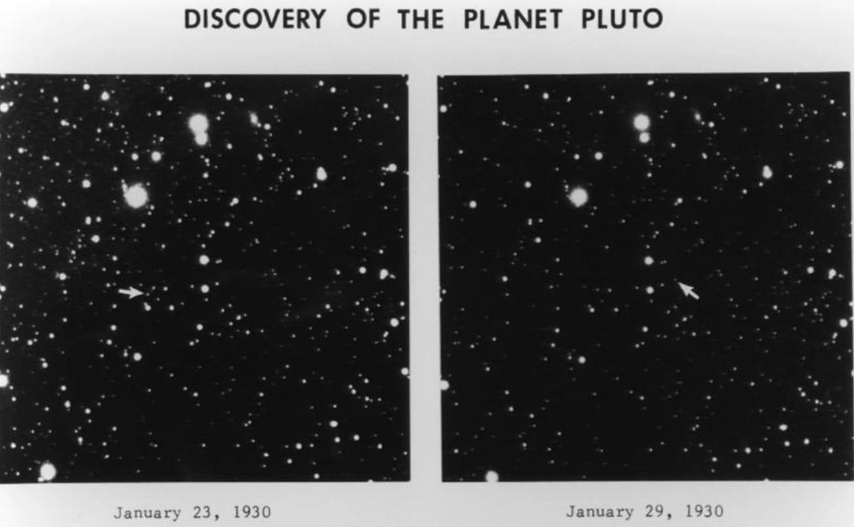 Scoperta di Plutone