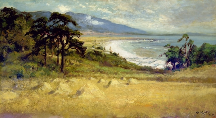 William Keith, Carmel by the Sea