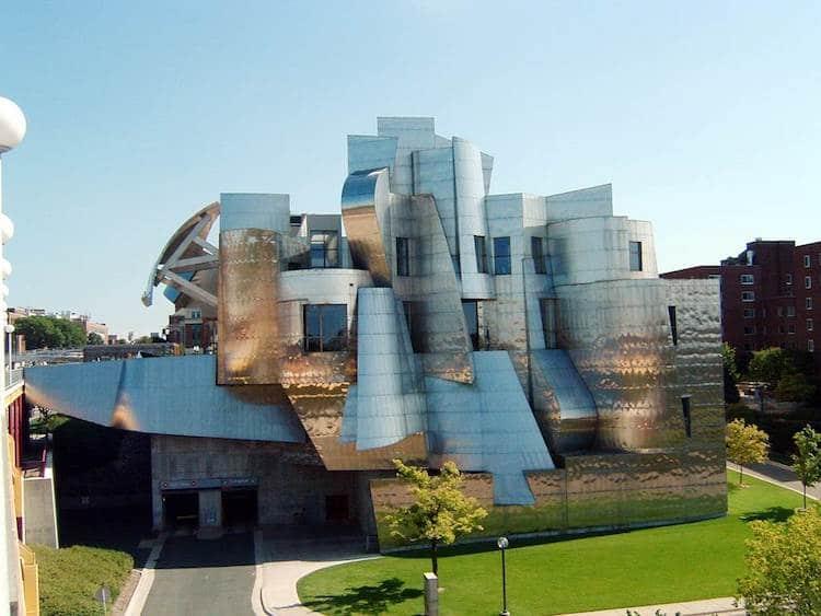 WEISMAN ART MUSEUM, MINNEAPOLIS, MINNESOTA