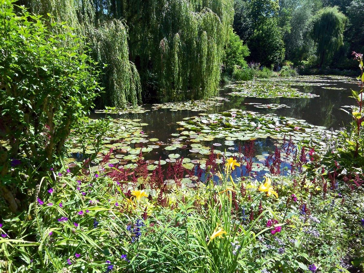 i giardini di Giverny