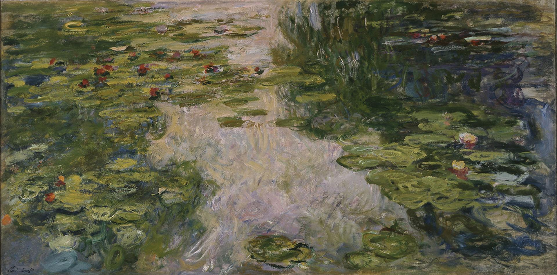 Ninfee, Claude Monet