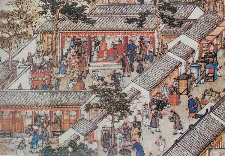 Matrimonio in Cina