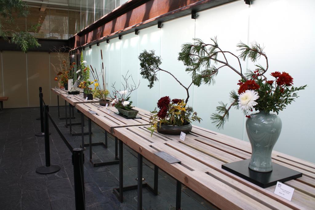 Esposizione di ikebana
