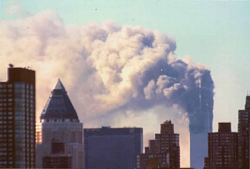 World Trade Center l'11 settembre