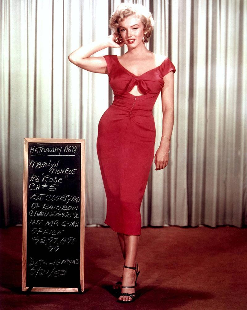 teorie del complotto morte di Marilyn Monroe