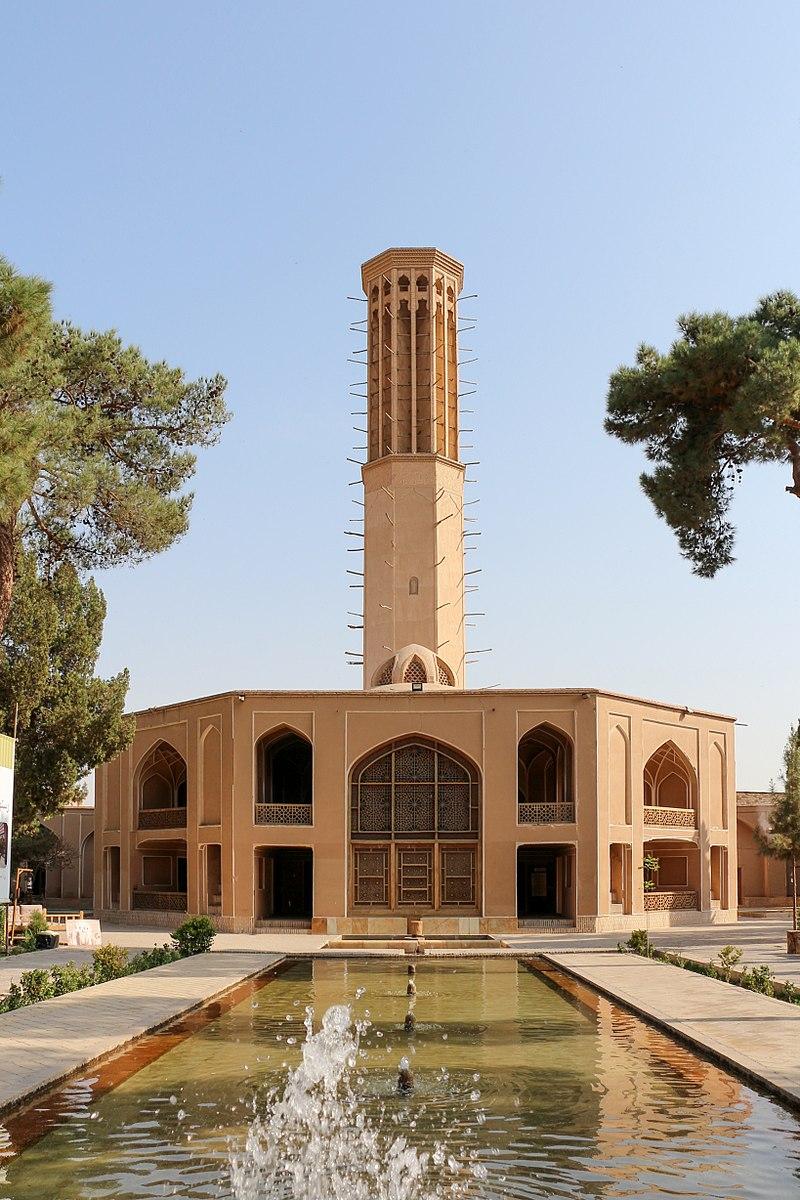 Torre del vento di Dolat Abad