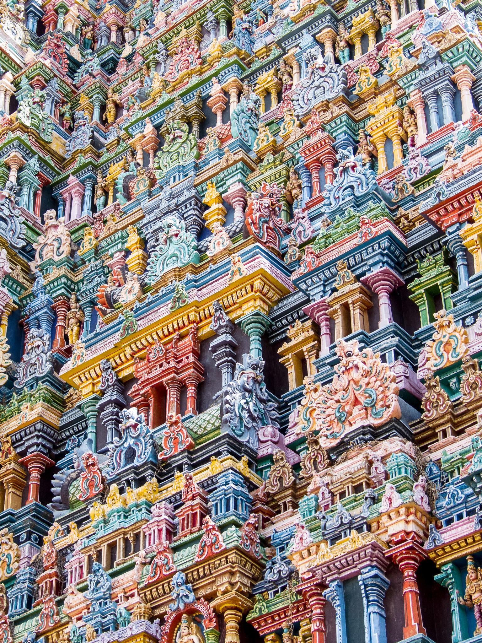 tempio di Meenakshi