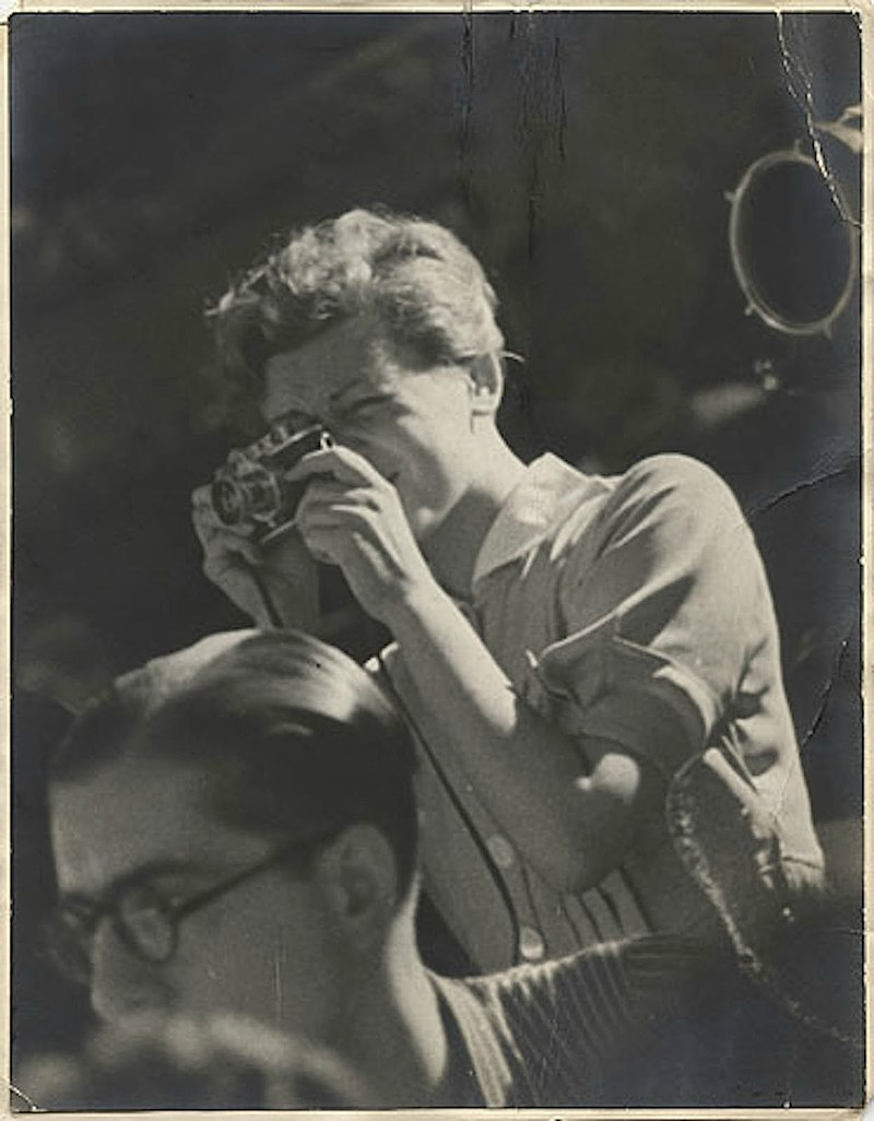 Gerda Taro, 1937