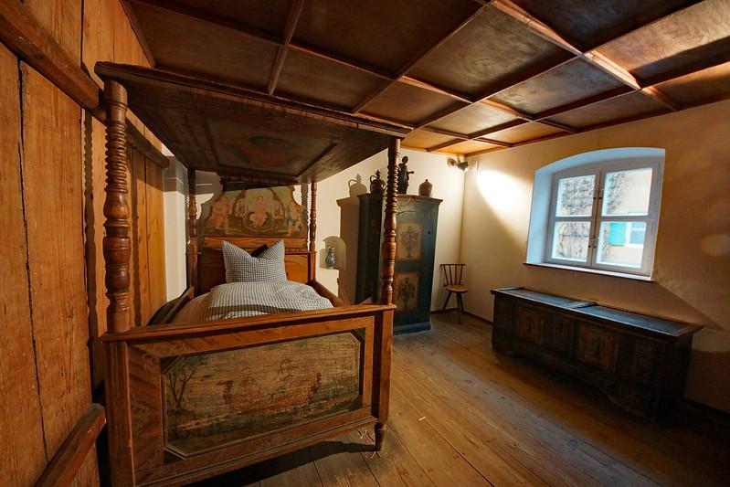 Camera da letto di Fuggerei