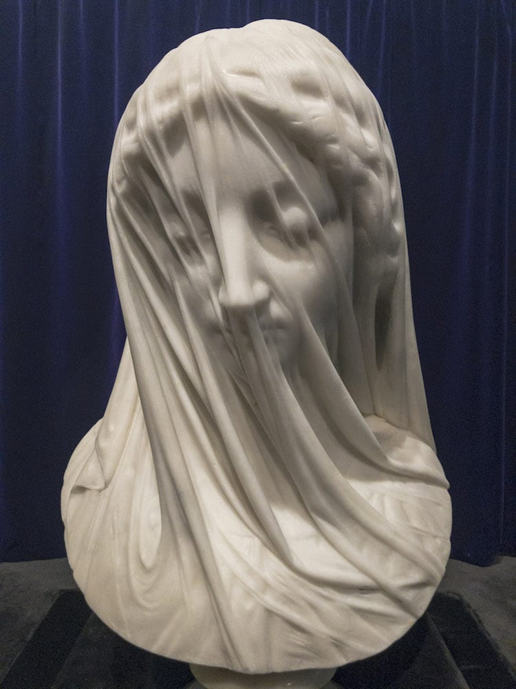 La Vergine Velata