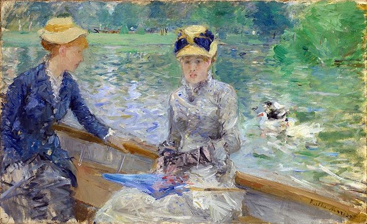 Un Giorno d'Estate, Berthe Morisot, 1879