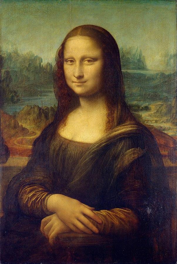 Nella Mona Lisa di Leonardo (1503 - 1506), il verde indicava l'appartenenza della donna alla piccola nobiltà