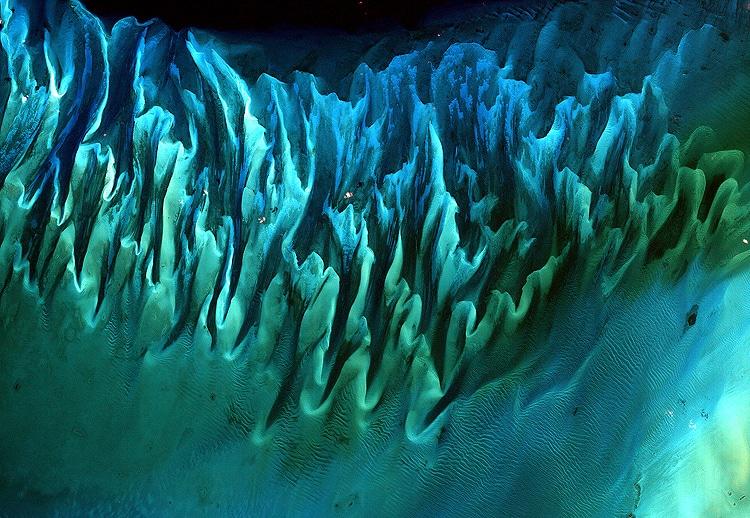 Sabbie dell'Oceano, Bahamas