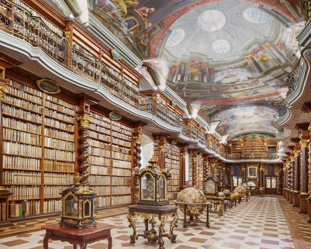 Biblioteca Nazionale di Praga (2015)
