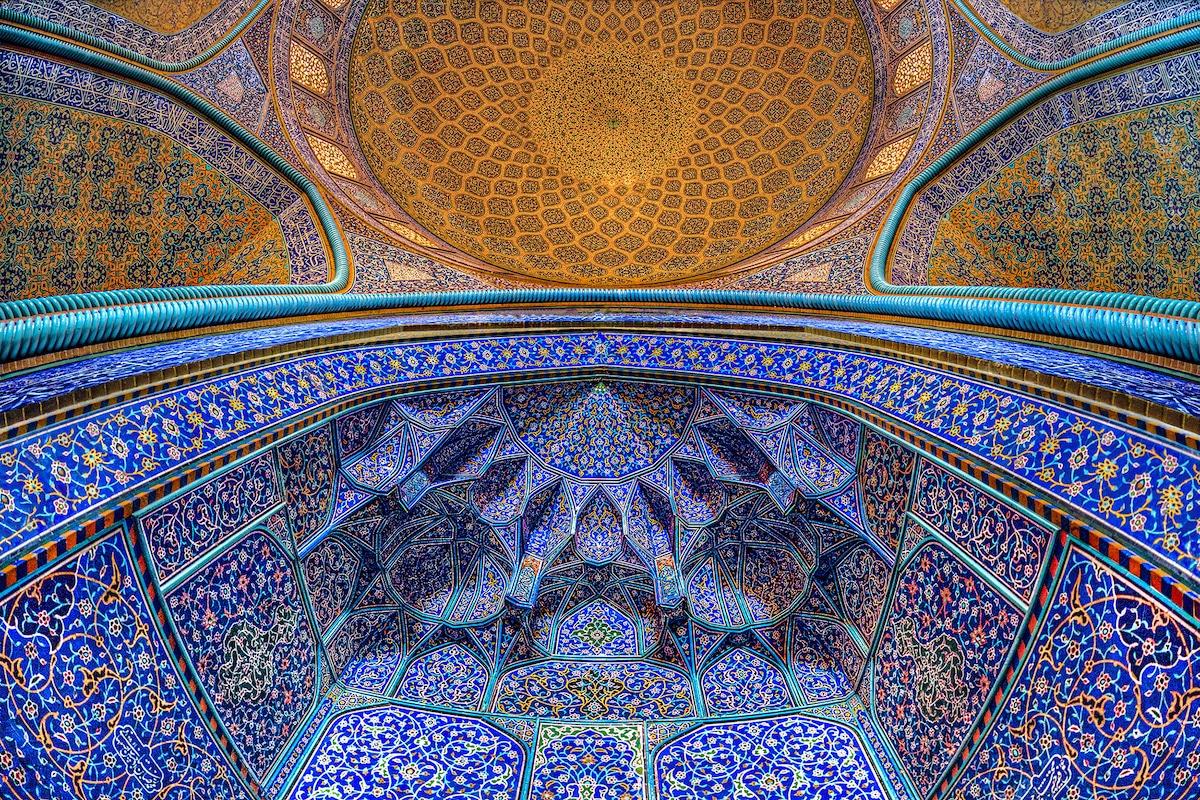 Moschea Sheikh Lotfollah, Isfahan