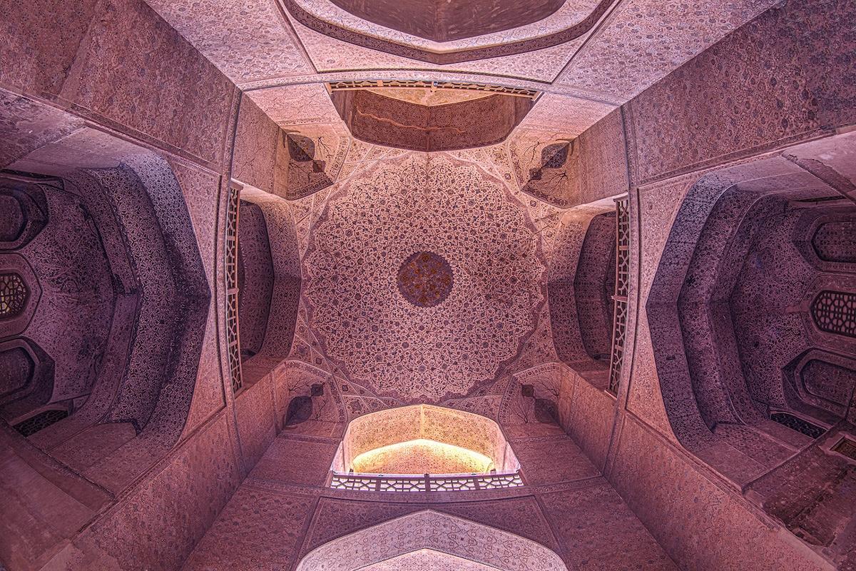 Ali Qapu Palace, Isfahan