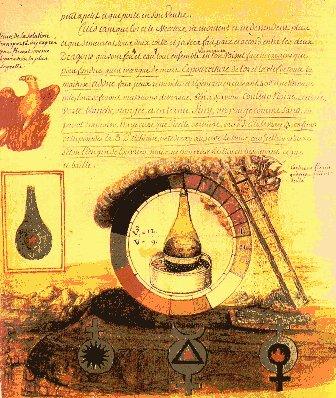 Denys Molinier, L'Alchimie de Flamel