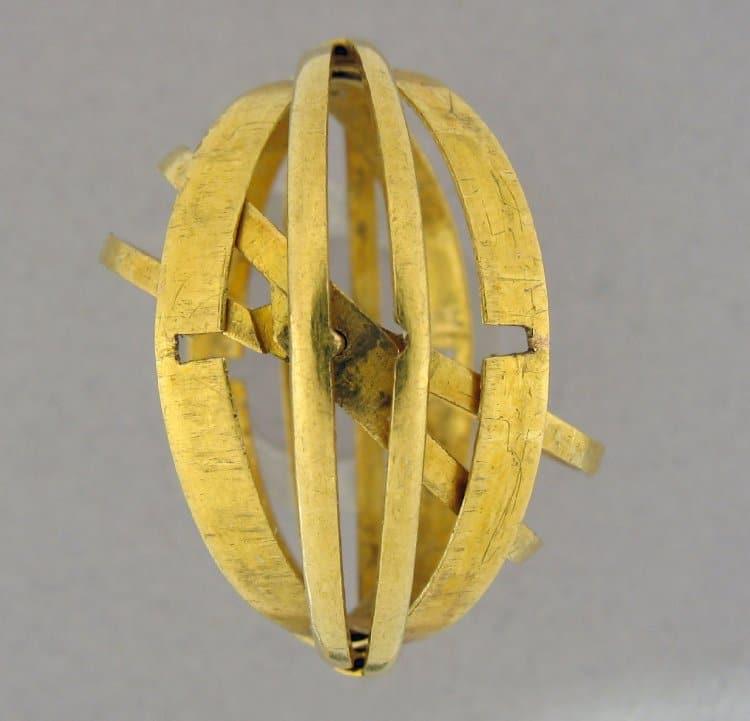 Anello sfera armillare
