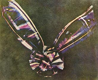 La prima fotografia a colori della storia