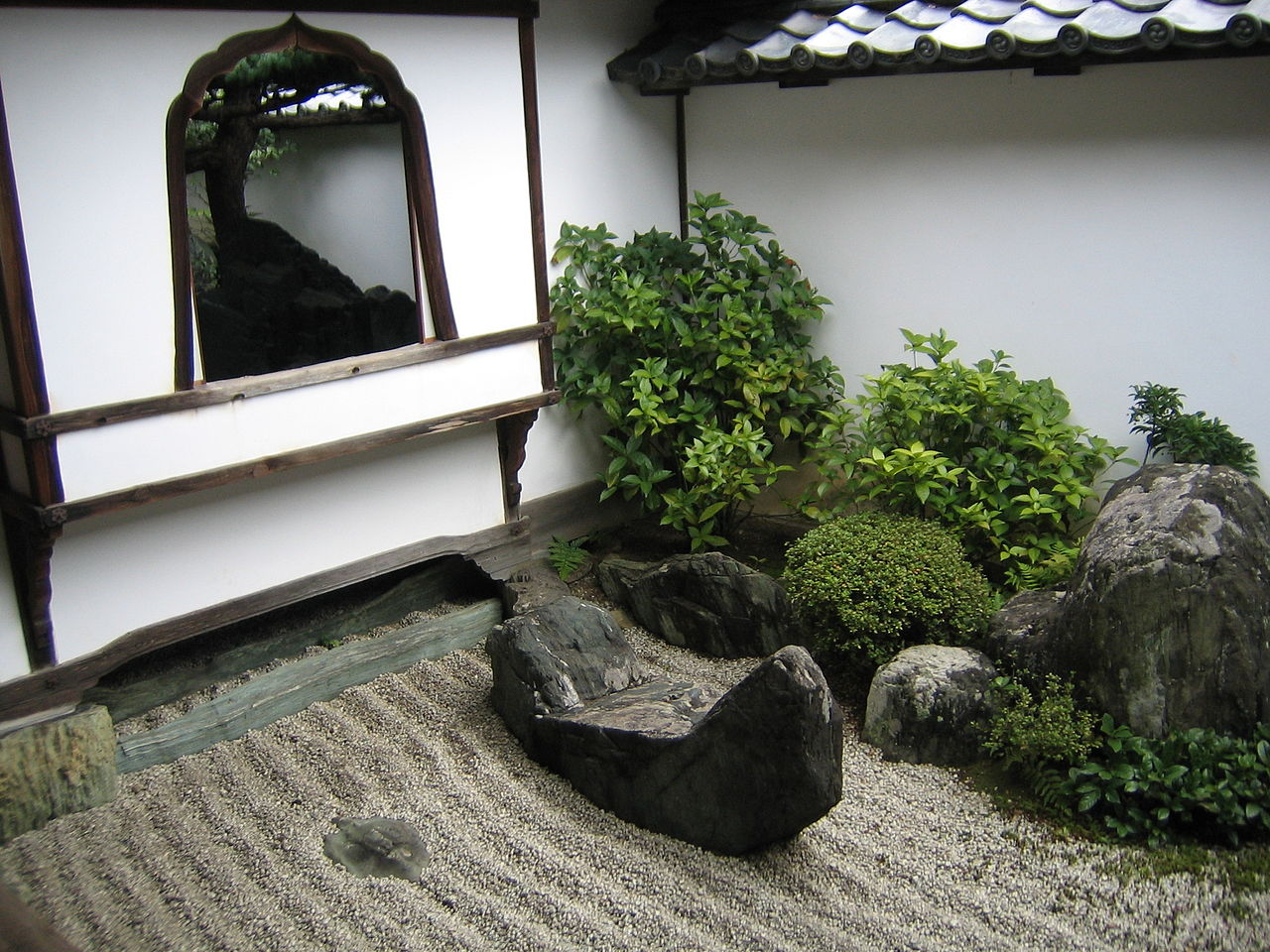 Giardino zen Daisen-in