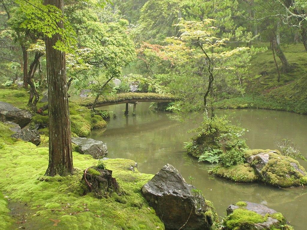 Giardino zen di Saihō-ji